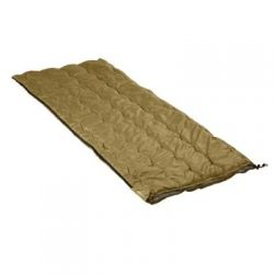 Спальный мешок КЕМПІНГ Solo золото (4823082700400)