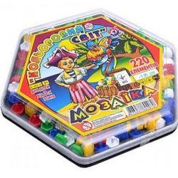 Развивающая игрушка Технок Мозаика цветной мир (2070)