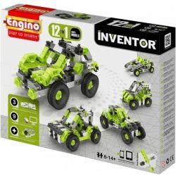 Конструктор Engino Inventor 12 в 1 Автомобили (1231)