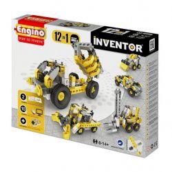 Конструктор Engino Inventor 12 в 1 Строительная техника (1234)