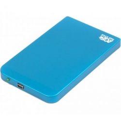 """Карман внешний 2.5"""" AgeStar SUB2O1, USB2.0 синий"""