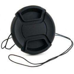 Защитная крышка объектива Extradigital Lens Cap, диаметр 55 мм (LCP1907)