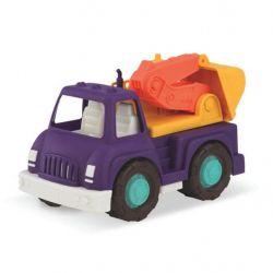Развивающая игрушка Battat Баттатомобиль Экскаватор (VE1005Z)