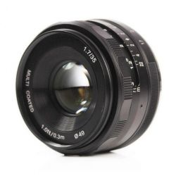 Объектив Meike 35mm f/1.7 MC E-mount для Sony (MKE3517)