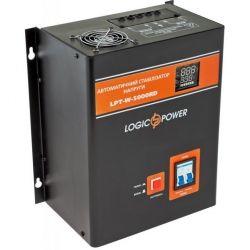 Стабилизатор LogicPower LPT-W-5000RD BLACK (3500W), 140~260V AC 50/60Hz, настенное крепление