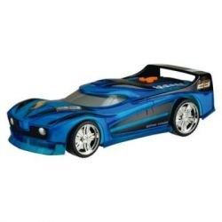Машина Toy State Супер гонщик Spin King со светом и звуком 25 см (90532)