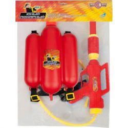 Игрушечное оружие Mission Target Пожарный (2235C)