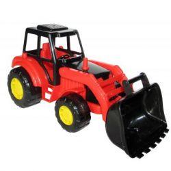 Спецтехника Polesie Мастер трактор-погрузчик (35301)
