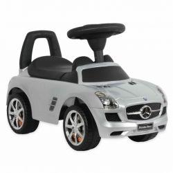 Машинка-каталка Alexis-Babymix Z-332P Mercedes (silver) матовая краска АКЦИЯ! Z-332P silver 18452