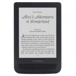 "Электронная книга 6"" PocketBOOK 625 Basic Touch 2, Black (PB625-E-CIS) E-Ink Carta, 800x600, 167 ppi, 8 ГБ, microSD, 1 ГГц, 256 МБ, 1300 мАч, подсветка"