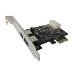 Контроллер PCI-E - USB 3.0 Dynamode USB30-PCIE-2 2 канала (2вн.) NEC µPD720200