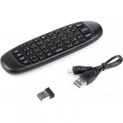 Универсальный пульт Vinga Wireless keyboard & air Mouse for TV, PC PS Media (AM-101)
