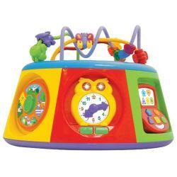 Развивающая игрушка Kiddieland Мультицентр (укр.язык) (054932)