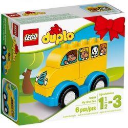 Конструктор LEGO Duplo Мой первый автобус (10851)