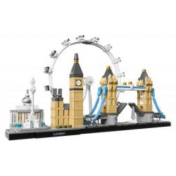Конструктор LEGO Architecture Лондон (21034) - Картинка 2