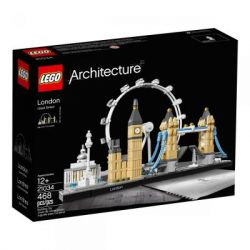 Конструктор LEGO Architecture Лондон (21034) - Картинка 1