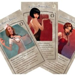 Настольная игра Hobby World Мафия Вся семья в сборе Компактная версия (4620011810700) - Картинка 3