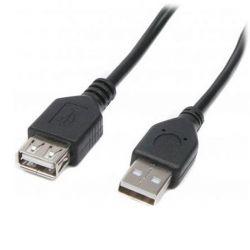 Кабель - удлинитель USB 2.0 - 3 м Maxxtro U-AMAF-10