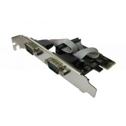 Контроллер PCI-E Dynamode RS232-2port-PCIE RS232 (COM) 2 канала чипсет WCH 382