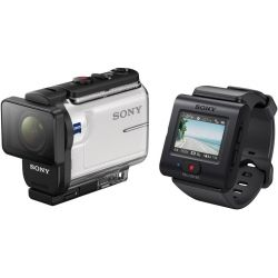 Экшн-камера SONY HDR-AS300 c пультом д/у RM-LVR3 (HDRAS300R.E35)