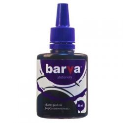 Чернила штемпельные Barva, Purple, 30 мл (SPI-V-001)