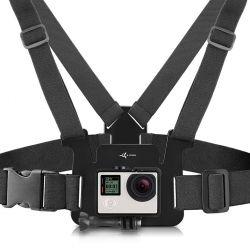 Крепление для экшн-камер AirOn крепление на грудь (AC360)
