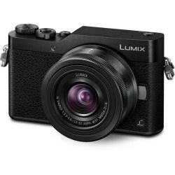 Цифровой фотоаппарат PANASONIC DMC-GX800 Kit 12-32mm (DC-GX800KEEK)