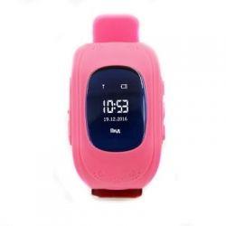 Смарт-часы GoGPS ME K50 Розовые (К50РЗ)