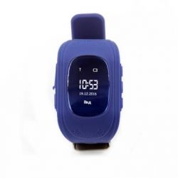 Смарт-часы GoGPS ME K50 Темно синие (К50ТС)