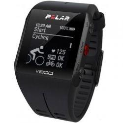 Фитнес-трекер Polar V800 HR Black NEW (90060770)