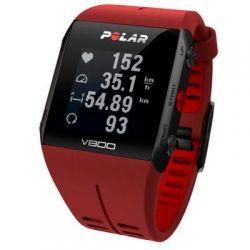 Фитнес-трекер Polar V800 HR Red NEW (90060774)