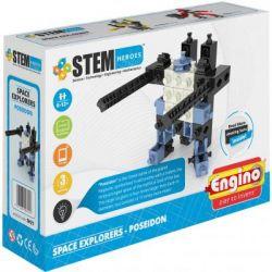 Конструктор Engino Stem Heroes Исследование космоса: Посейдон (SH21)