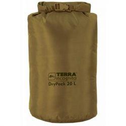 Гермомешок Terra Incognita DryPack 20 (койот) (2000000000985)