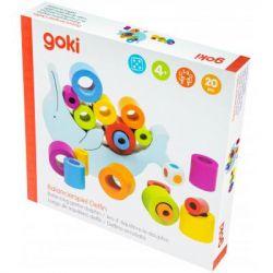 Развивающая игрушка Goki Балансирующий дельфин (56901)
