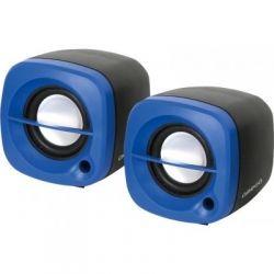Акустическая система OMEGA OG-15 6W blue USB (OG15BL)