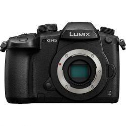 Цифровой фотоаппарат PANASONIC DC-GH5 Body (DC-GH5EE-K)