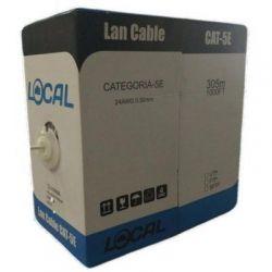Кабель сетевой Local UTP 305м cat.5e CCA 4*2*0.50mm PVC Jacke (UTP4-C5e-SOLID-2451-CCA)