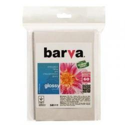 Фотобумага Barva, глянцевая, A6 (10x15), 200 г/м2, 60 л (IP-CE200-230)