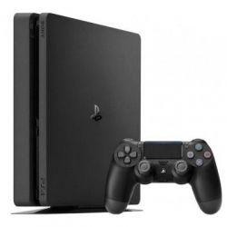 Игровая консоль SONY PS4 Slim 500Gb Black DC+HZD+RC+PSPlus 3М