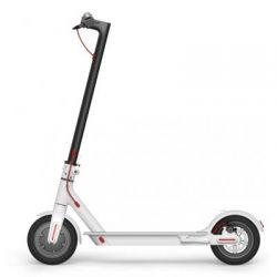 Электросамокат Xiaomi Mi Electric Scooter White (FBC4000CN)