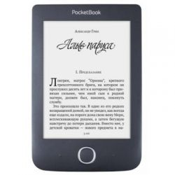 Электронная книга PocketBook Basic 3 Black (PB614-2-E-CIS)