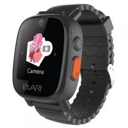 Смарт-часы Детские часы-телефон с GPS/LBS/WIFI трекером FIXITIME 3 Black (ELFIT3BLK)