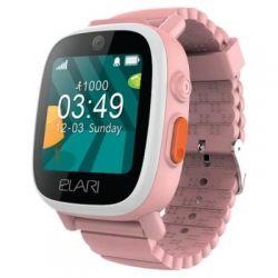 Смарт-часы Детские часы-телефон с GPS/LBS/WIFI трекером FIXITIME 3 Pink (ELFIT3PNK)