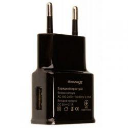 Зарядное устр-во USB 220В Grand-X USB 5V 2.1A (CH-03UMB) с защитой от перегрузки+cable Micro USB - Картинка 4