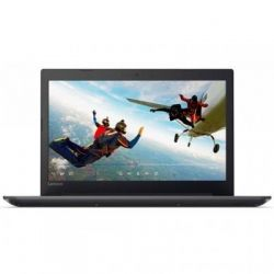 "Ноутбук 15"" Lenovo IdeaPad 320 80XR00QKRA / черный / 15.6"" (1920х1080) Full HD LED / Intel® 3350 / 4Gb / 1 Tb HDD / Intel® HD Graphics / no ODD / / / /"