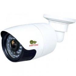 "Камера наружная AHD Partizan COD-331S HD 3.4, White, 1/3"" SOI, 720p / 25 fps, f=3.6 mm, 0.01 Lux, ИК подсветка до 25 м, IP66, 300 г"