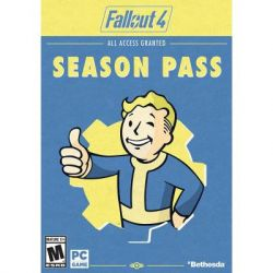 Игра Bethesda Softworks Fallout 4 Season Pass