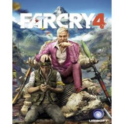 Игра Ubisoft Entertainment Far Cry 4