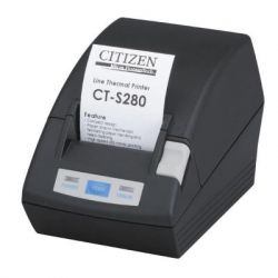 Принтер чеков Citizen CT-S280 (CTS280UBEBK)