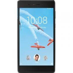 "Планшетный ПК 7"" Lenovo Tab4 7 Essential TB-7304F (ZA300132UA NBC) Black, емкостный Multi-Touch (1024x600) IPS, MediaTek MT8735D Quad Core 1.3GHz, RAM 1Gb, ROM 16Gb, microSD (max 64Gb), A-GPS, 3G, Wi-Fi, BT, 2 Cam (2Mp + 2Mp), 3450mAh, Android 7.0"